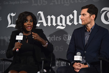 Peter Nowalk LA Times' Envelope Screening of 'How To Get Away With Murder'