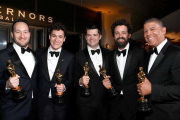 Peter Ramsey 91st Annual Academy Awards - Social Ready Content