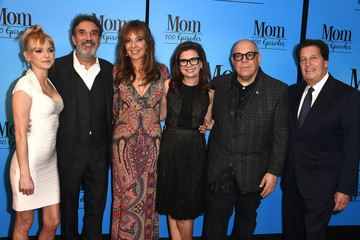 Peter Roth CBS And Warner Bros. Television's 'Mom' Celebrates 100 Episodes - Arrivals