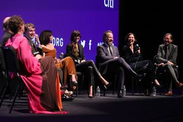 Peter Sarsgaard 59th New York Film Festival - The Lost Daughter - Photo Call, Intro & Q&A