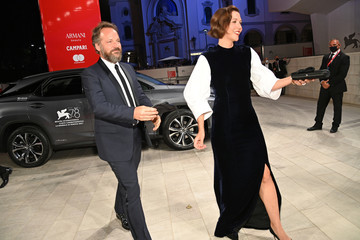 Peter Sarsgaard Lexus at The 78th Venice Film Festival - Day 3