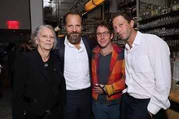 """Peter Sarsgaard """"The Lost Daughter"""" Red Carpet / Afterparty"""