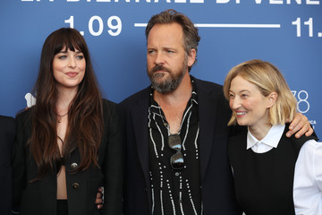 """Peter Sarsgaard """"The Lost Daughter"""" Photocall - The 78th Venice International Film Festival"""