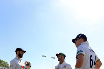 Peter Siddle Essex Vs. Yorkshire - Specsavers County Championship: Division One