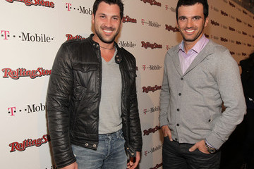 Maksim Chmerkovskiy Tony Dovolani Peter Travers And Editors Of Rolling Stone Host Awards Weekend Bash - Red Carpet