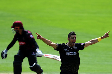 Peter Trego Somerset Vs. Gloucestershire - Royal London One-Day Cup