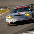 Dirk Werner Petit Le Mans Practice and Qualifying