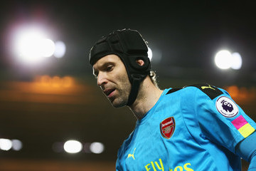 Petr Cech Middlesbrough v Arsenal - Premier League