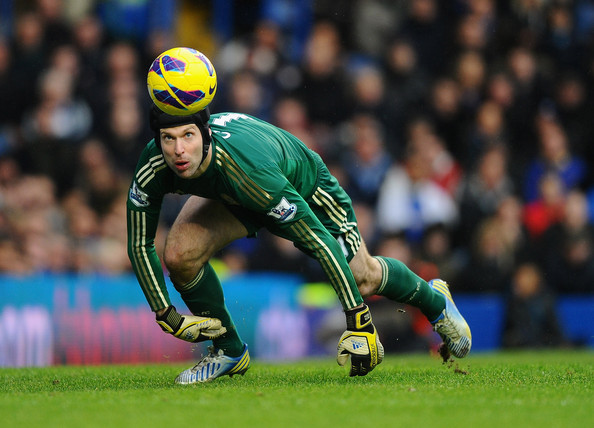 Top 10 Goalkeepers of the 2012-13 EPL season  |Petr Cech Chelsea Save