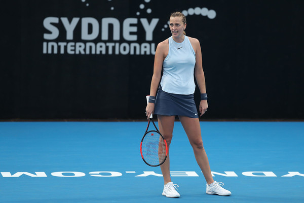 Saison 2018 · Grand Chelem / Open d'Australie (AUS) - Dur Outdoors - Page 2 Petra+Kvitova+2018+Sydney+International+Day+X-xA_n6z5jul