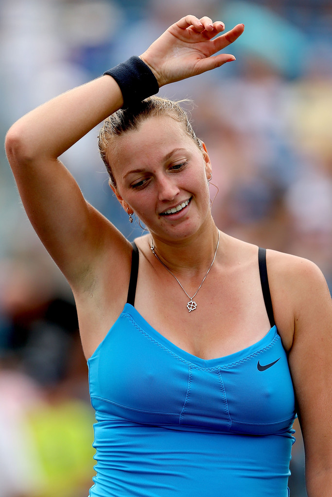Petra Kvitova earned a  million dollar salary, leaving the net worth at 82 million in 2017
