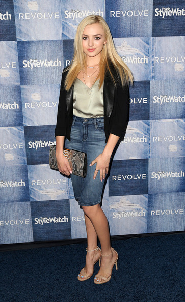 Arrivals at the People StyleWatch Denim Event