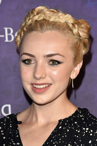 Peyton List - Variety and Women in Film Emmy Nominee Celebration
