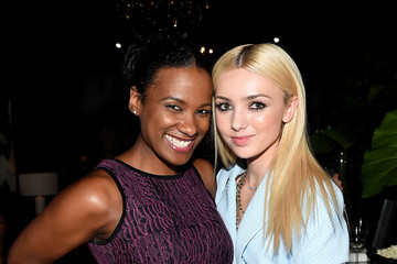 Peyton List Mercedes-Benz Fashion Week Spring 2015 - Official Coverage - People And Atmosphere Day 4