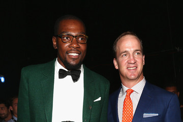 Peyton Manning Backstage at the ESPYS