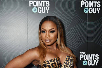 Phaedra Parks The Points Guy Presents TPG Soundtracks Pre-Grammy Party With Lil Uzi Vert