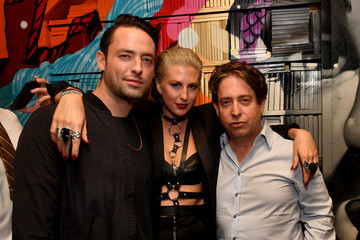 Phantogram Republic Records & Guess Celebrate the 2016 MTV Video Music Awards at Vandal With Cocktails by Ciroc - Inside