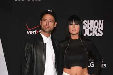 Phantogram Three Lions Entertainment Presents Fashion Rocks 2014 - Arrivals