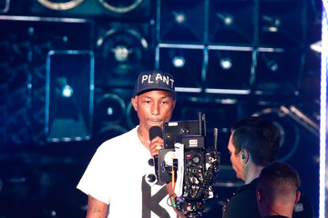 Pharrell Williams iHeartRadio Music Awards - Show