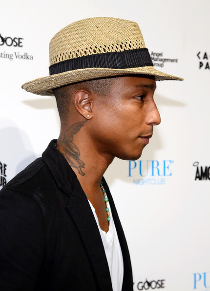 Pharrell Williams Photos Photos - Billionaire Boys Club Celebrates ... 73cd667b84d