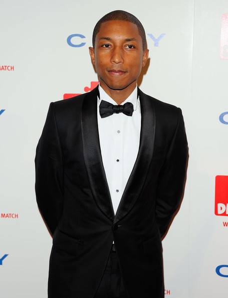 Pharrell Williams Singer Pharrell Williams attends the DKMS' 5th Annual Gala: Linked Against Leukemia honoring Rihanna & Michael Clinton hosted by Katharina Harf at Cipriani Wall Street on April 28, 2011 in New York City.