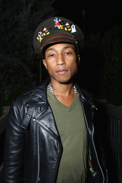 Pharrell Williams - Picture Colection