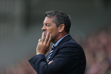 Phil Brown Northampton Town v Southend United - Sky Bet League One