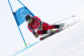 Phil Brown Alpine Skiing - Winter Olympics Day 9