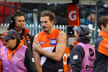 Phil Davis AFL Semi Final - Collingwood vs. GWS
