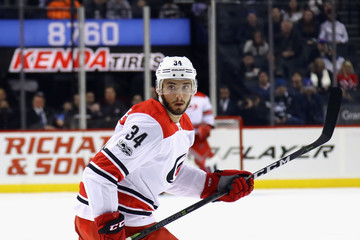 Phil Di Giuseppe Carolina Hurricanes v New York Islanders