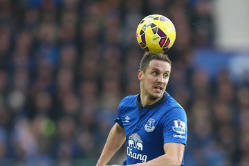 Phil Jagielka Everton v Manchester City - Premier League