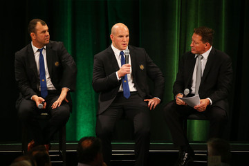 Phil Kearns Australia Rugby World Cup Farewell Lunch & Fan Day