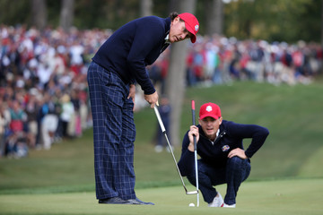 Phil Michelson Ryder Cup - Day One Foursomes