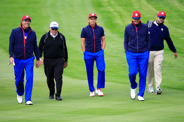 Phil Mickelson Butch Harmon Ryder Cup: Previews