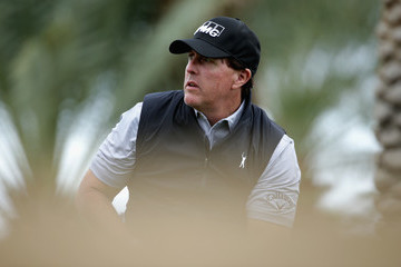 Phil Mickelson CareerBuilder Challenge In Partnership With The Clinton Foundation - Round Two