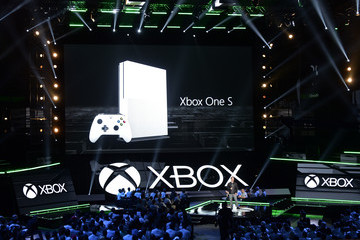 Phil Spencer Microsoft Holds Its Xbox 2016 Briefing Duing Annual E3 Gaming Conference