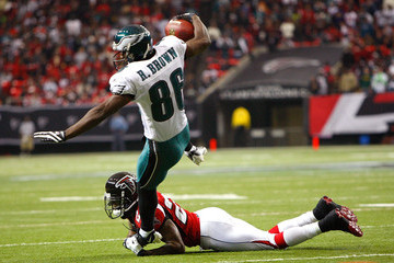 Chevis Jackson Philadelphia Eagles v Atlanta Falcons