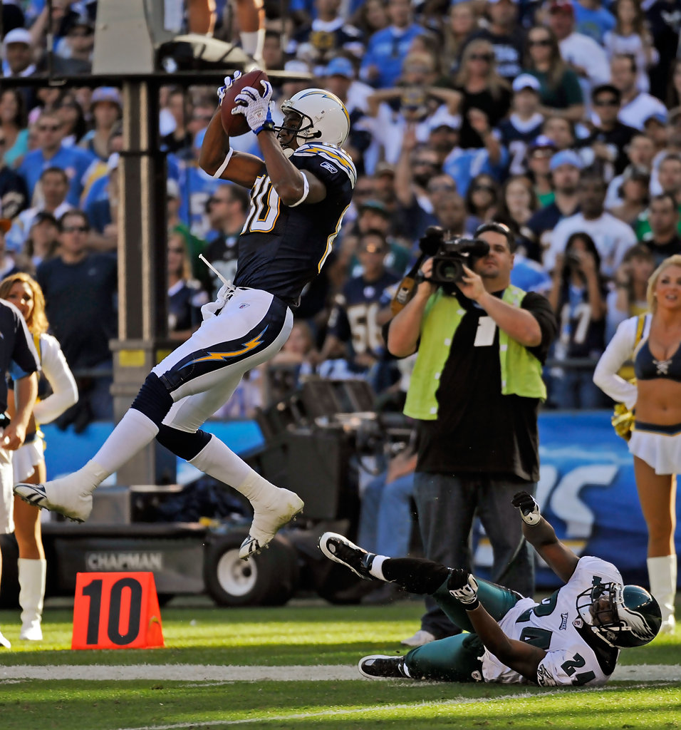 San Diego Chargers Game On Tv: Philadelphia Eagles V San Diego Chargers