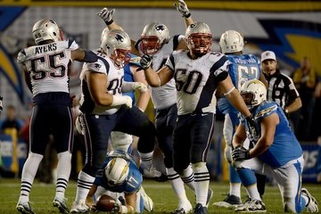 Philip Rivers New England Patriots v San Diego Chargers