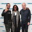 Philip Selway SiriusXM's Town Hall With Ringo Starr Hosted by Whoopi Goldberg
