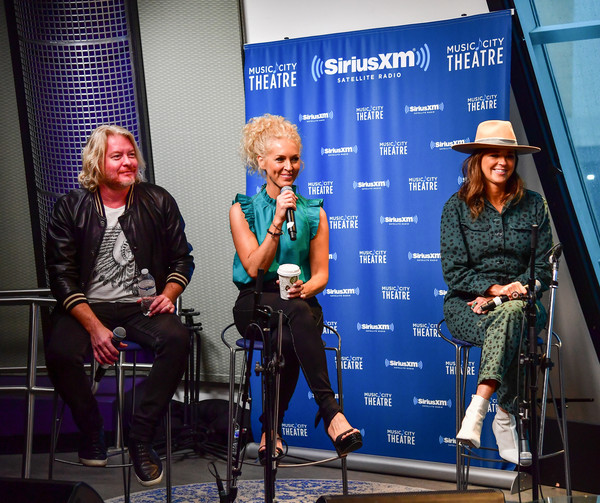 Storme Warren Hosts A Special CMA Fest Edition Of The Storme Warren Show On SiriusXM's The Highway Channel At The SiriusXM Nashville Studios - Day 2