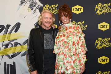 Philip Sweet 2018 CMT Music Awards - Red Carpet