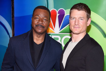 Philip Winchester NBCUniversal Press Junket