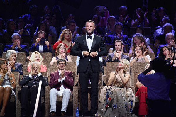 Persol Tribute to Visionary Talent Award to Liev Schreiber - Inside the 73rd Venice Film Festival