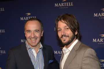 Philippe Guettat Celebs at the Martell Caractere Launch Event