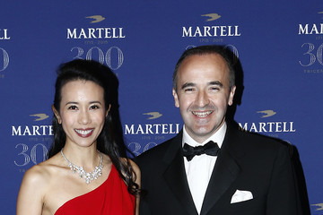 Philippe Guettat Martell Cognac Celebrates Its 300th Anniversary at the Palace of Versailles - Red Carpet Arrivals