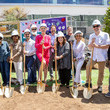 Phill Wilson AIDS Monument Groundbreaking In West Hollywood