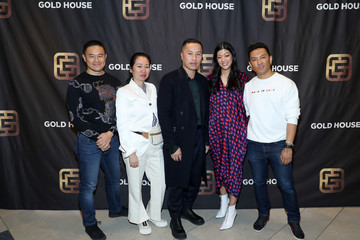Phillip Lim Gold House Celebrates The Launch Of #GoldRush