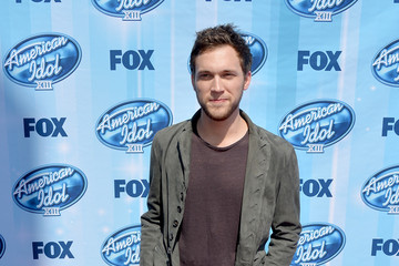 Phillip Phillips Arrivals at the 'American Idol' Season Finale — Part 2