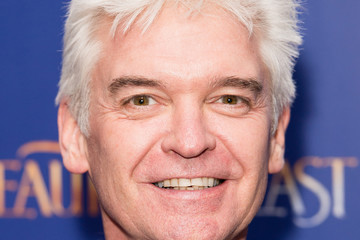 Phillip Schofield 'Beauty and the Beast' - UK Launch Event at Odeon Leicester Square - Red Carpet Arrivals